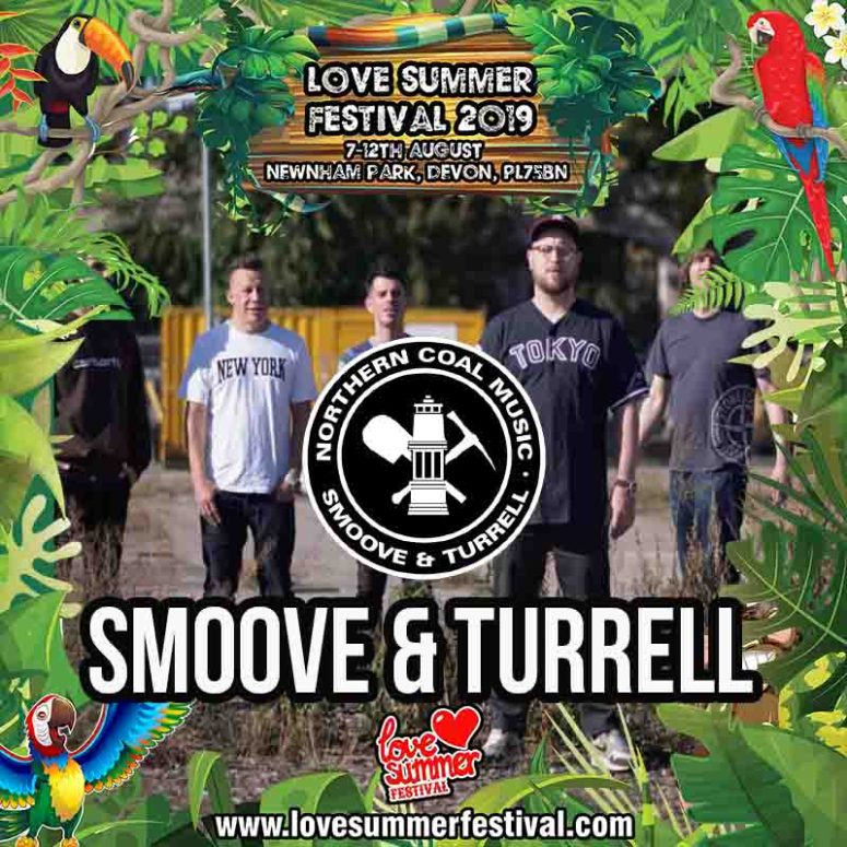 Smoove and Turrell Tile