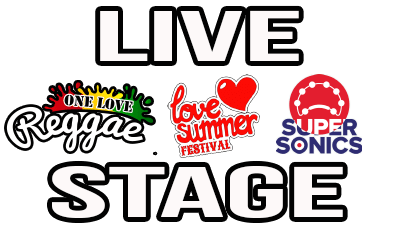 Love Summer | Festival | Live Stage Logo