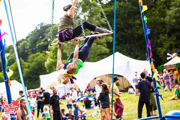 A Beautiful Fanily Festival in the Heart of Devon, Great for Famalies and Kids, House Music, Reggae, LiveIndie, Techno, Funk, Soul & loads more