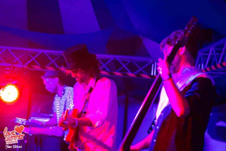 Festival   Love summer Festival   Electric Swing Circus