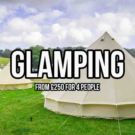Glamping | Festival | Devon | August | Book Here