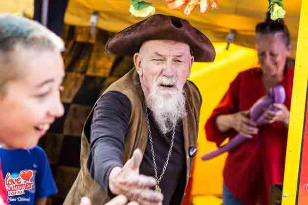 Alfredo The Magician