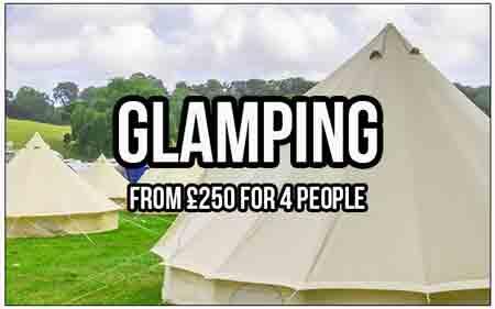 Glamping ay Love Summer Festival