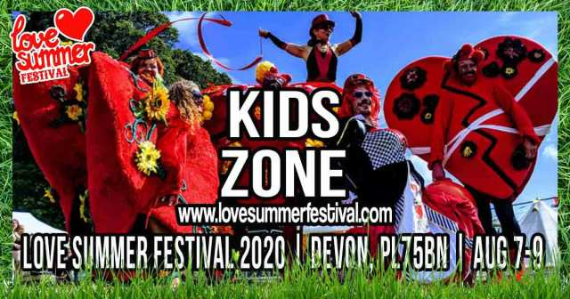 Love Summer Festival | Kids Zone