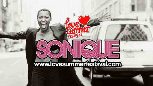 Sonique at Love Summer Festival 2020