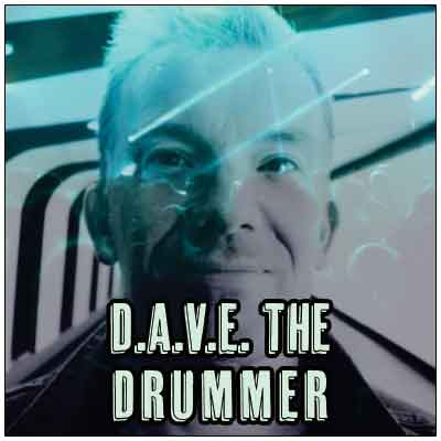 Dave The Drummer at Love Summer Festival
