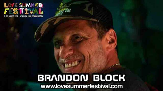 Brandon Block | Festival | Live | Devon | August | 2020 | Plymouth