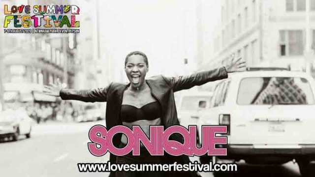 Sonique | Festival | Live | Devon | August | 2020 | Plymouth