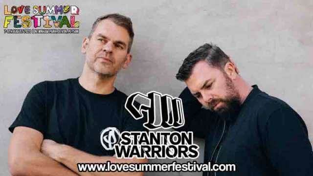 Stanton Warriors | Festival | Live | Devon | August | 2020 | Plymouth