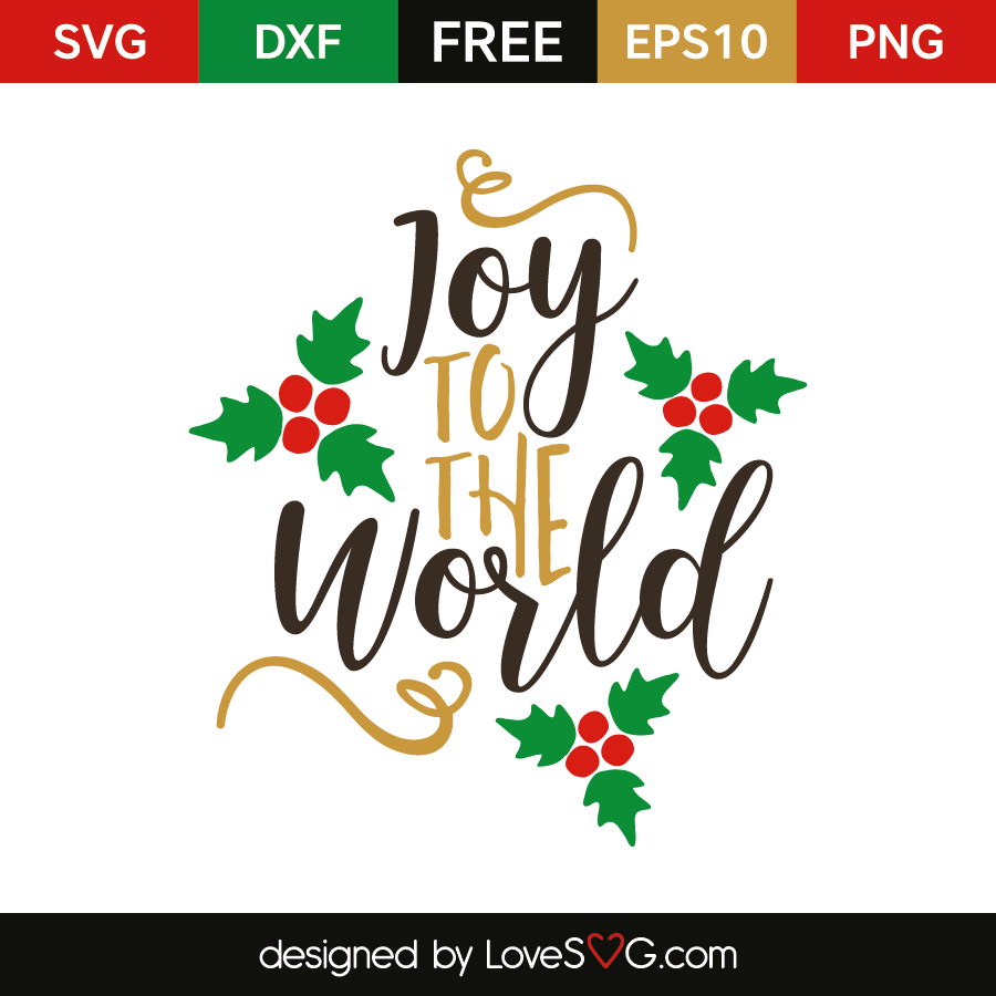 Download Joy to the World | Lovesvg.com