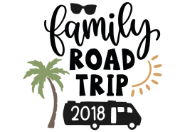 Family road trip 2018