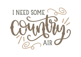 I need some country air
