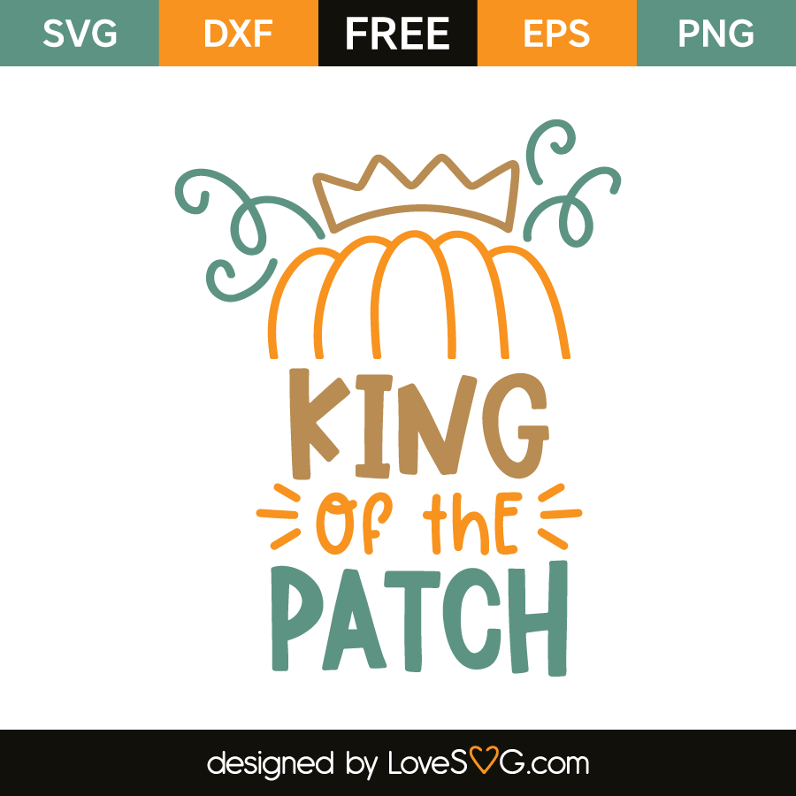 King of the patch