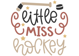 Little miss hockey