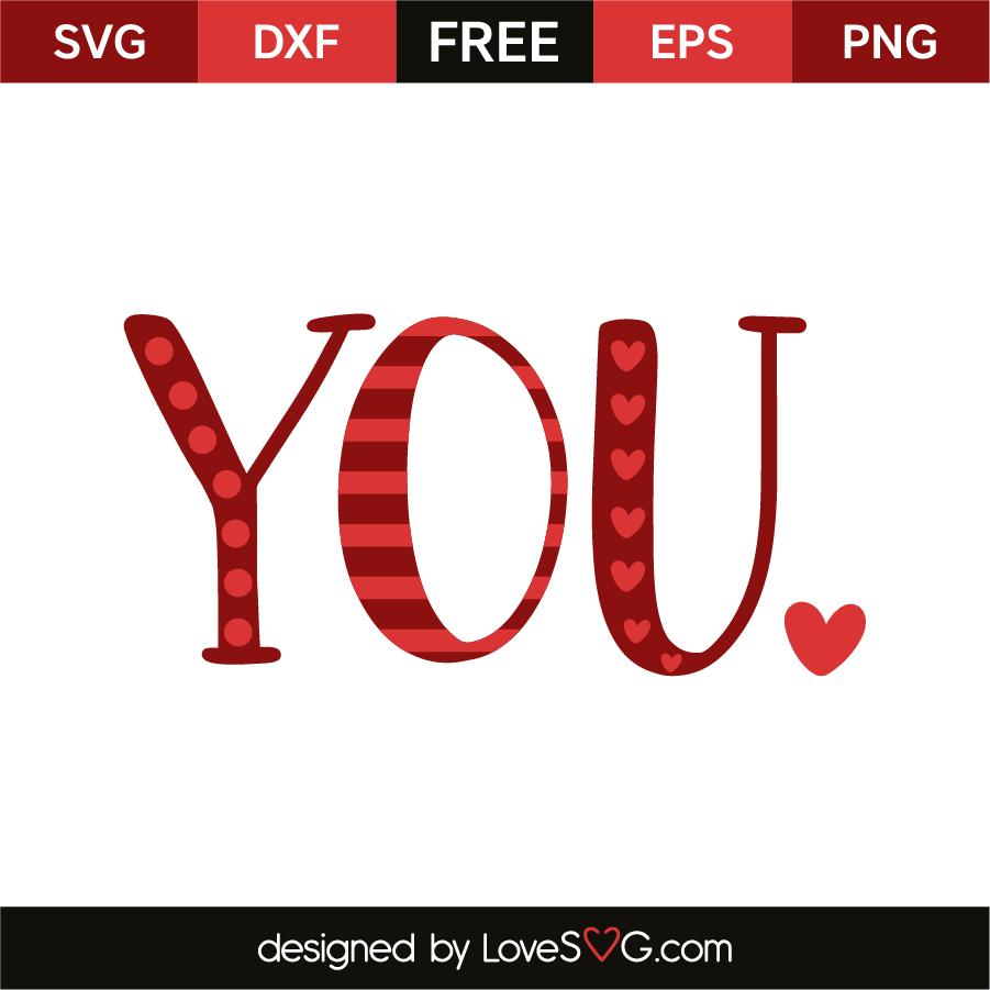 Download You - Lovesvg.com
