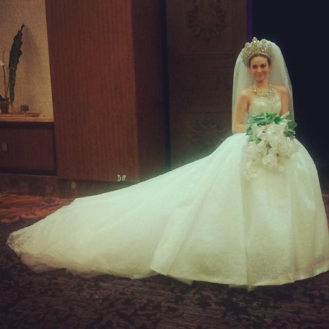 Teacher's OOTD: Marry Me at Marriott 2015