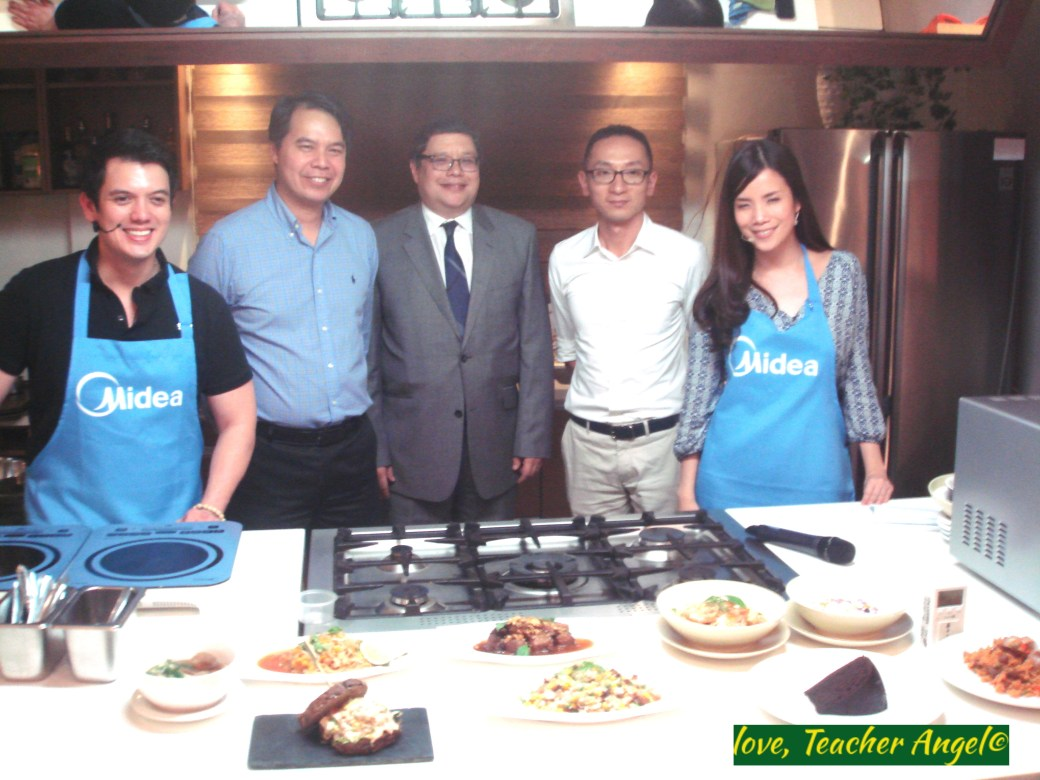 Teacher Eats: New Wave of Cooking with Midea