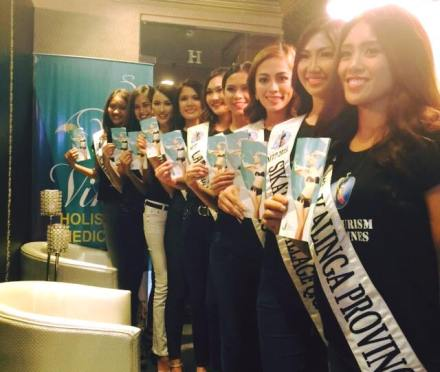 Teacher Beauty Finds: Ms. Tourism Philippines partners with Vine Holistic Medical Aesthetics