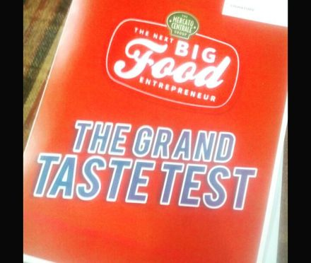 #TeacherEats@BGC: Mercato Centrale's Next Big Food Entrepreneur 2015 Grand Taste Test