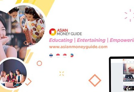 "Women's Money Buddy ""Asian Money Guide"" is now here!"