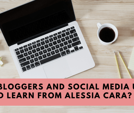 What Bloggers and Social Media users should learn from Alessia Cara?