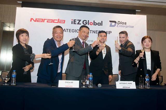 Teacher Insight: Narada and iEZ Global & Dios Enterprise Partnership Aim for Better Phil Power Source