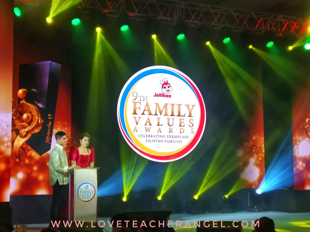 Teacher Insights: Honoring Excellent Values-Driven Families at 9th Jollibee Family Values Awards
