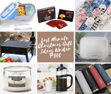 Teacher Insights: How to Get the Best Christmas Gifts under ₱500