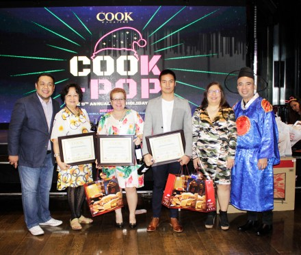 Teacher Insights: K-Pop Celebration at Cook Magazine's Thanksgiving Party