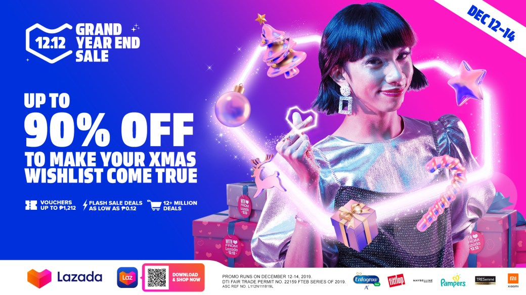 Teacher Insights: Let Lazada 12.12 Grand Year End Sale Make your Dreams Come True