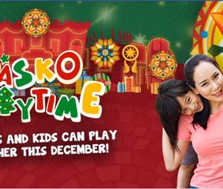 "Teacher Insights: Make Christmas Celebration Fun at KidZania Manila ""Pasko Playtime:"