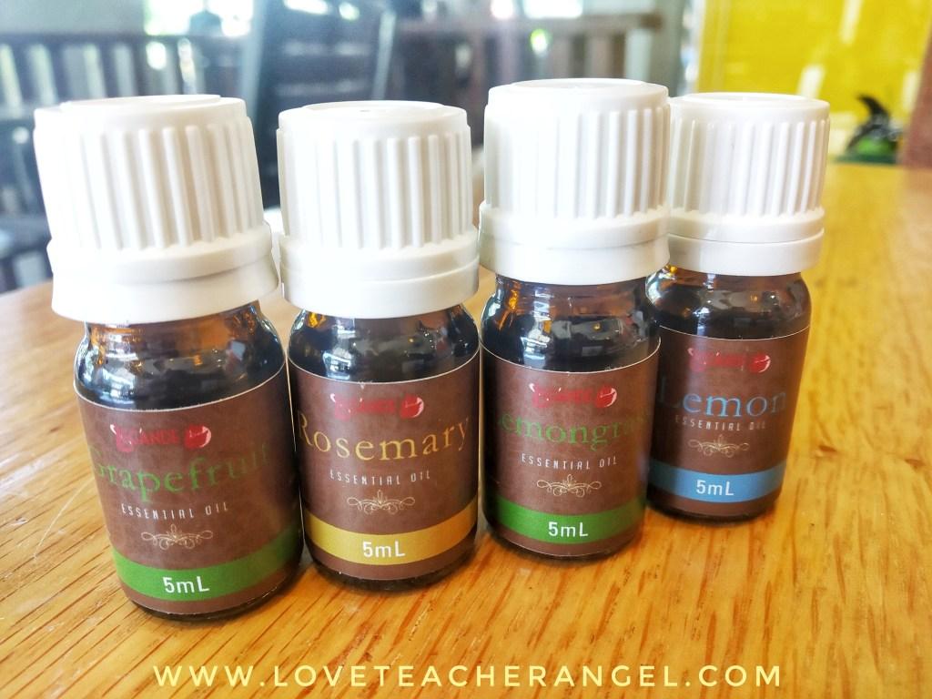"Teacher Beauty Finds: How Effective is Legánde's ""Grapefruit"" Essential Oil"