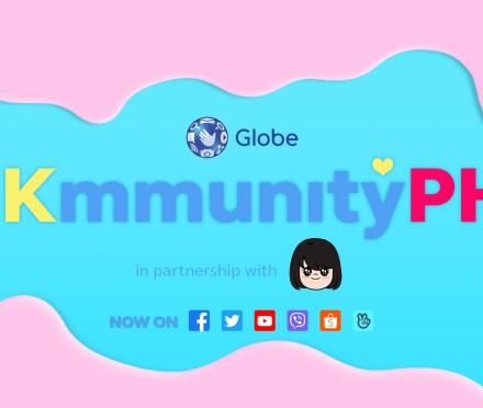 Globe Kmmunity PH