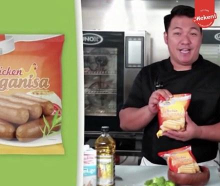 Mekeni Gluten-Free Chicken Longanisa