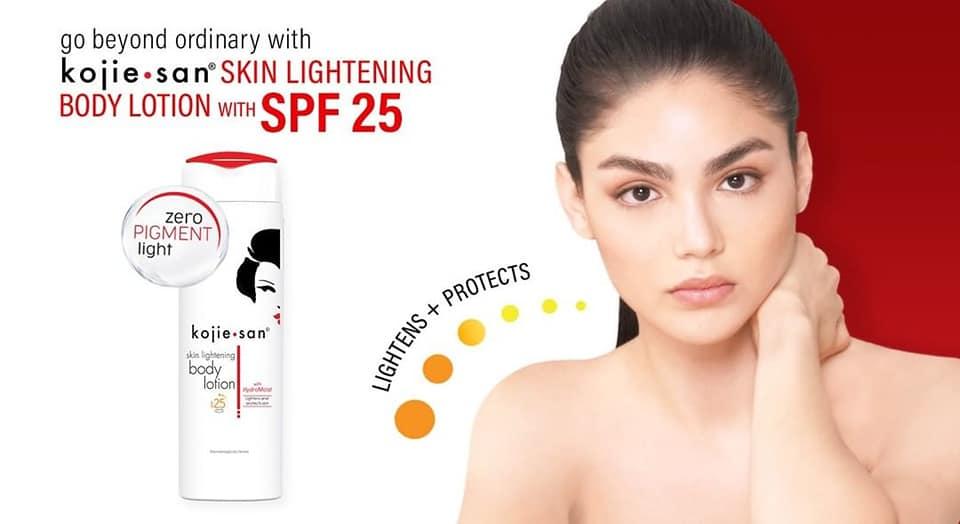 Kojiesan Empowered #GoBeyondOrdinary Whitening with Newest Products