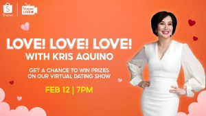 Shopee and Kris Aquino