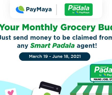 PayMaya and Smart Padala