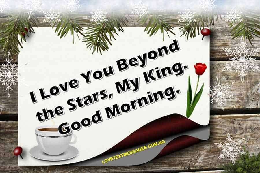 good morning love letters for boyfriend love text messages