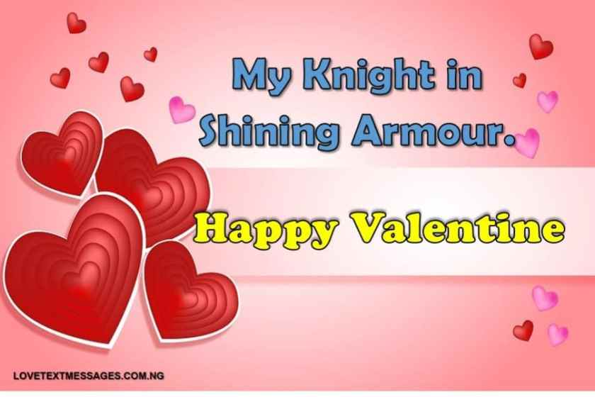 Valentine Day Sms for Husband