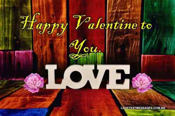 Valentine Messages for Wife