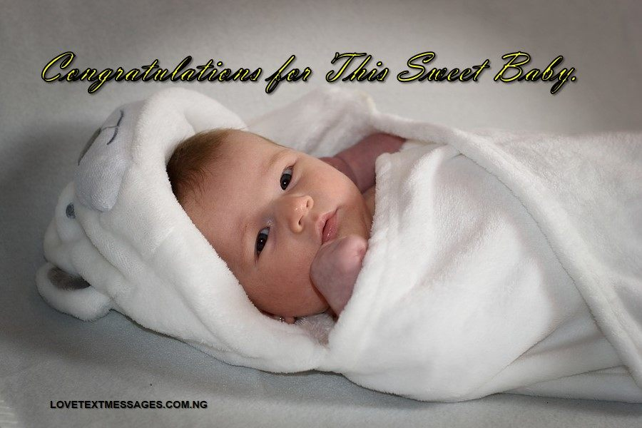 new born baby message for parents love text messages