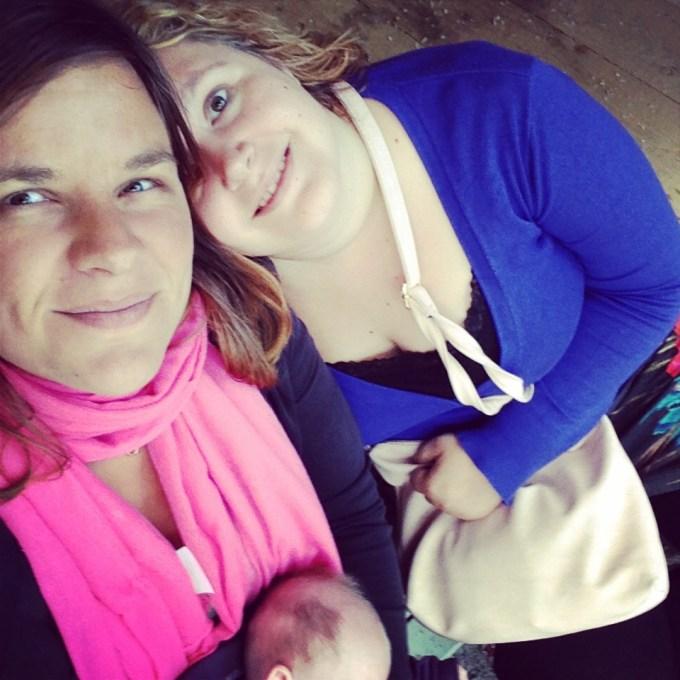 Rianne en ik!