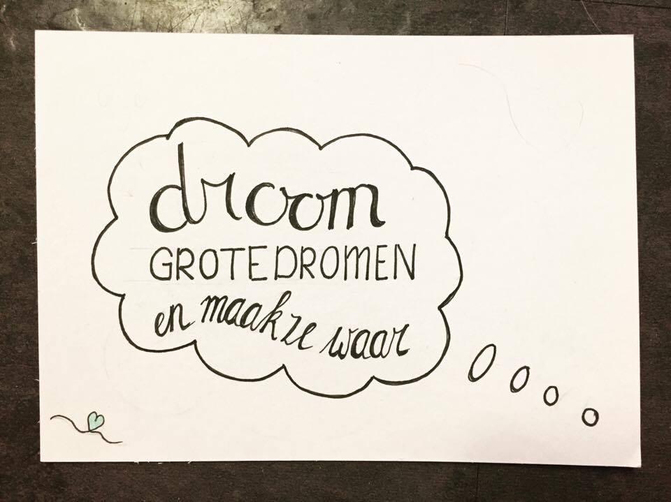 Welke dromen heb jij?