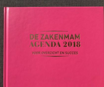 Zakenmam agenda 2018
