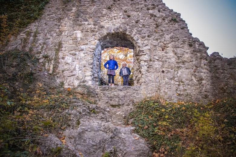 Neuburg Ruine koblach = marlieke.com