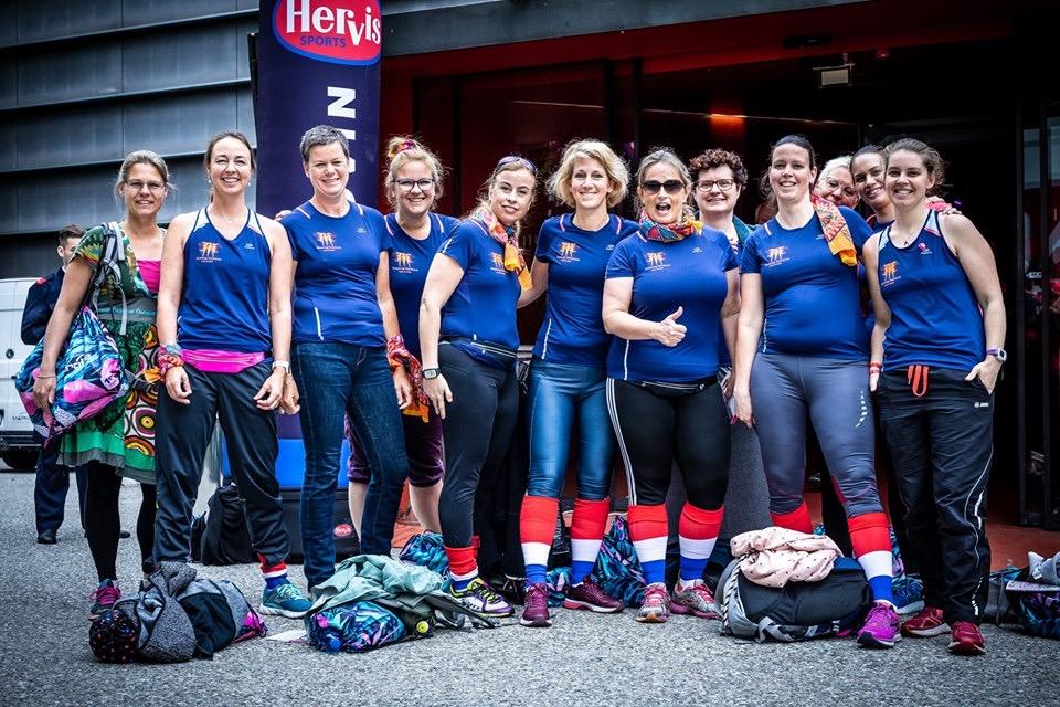 running dutchies @ bodensee frauenlauf 2019 Foto: Stefan Mayr - Bodensee Frauenlauf