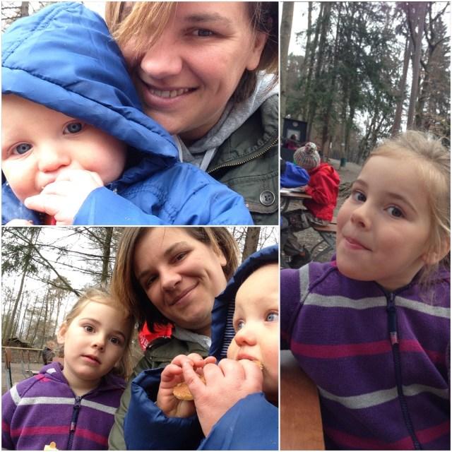 Zondag gaan we naar Wildpark Feldkirch
