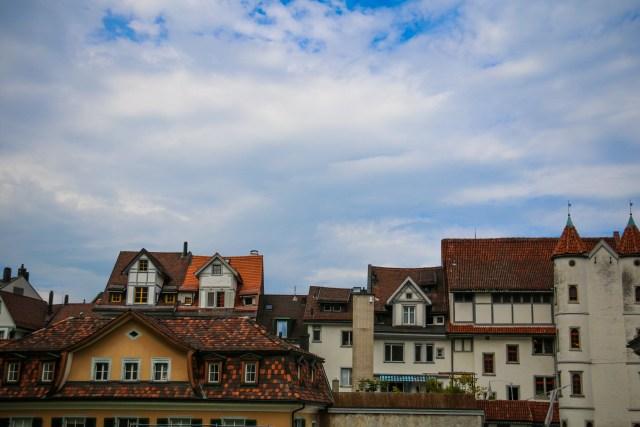 Bezoek St. Gallen