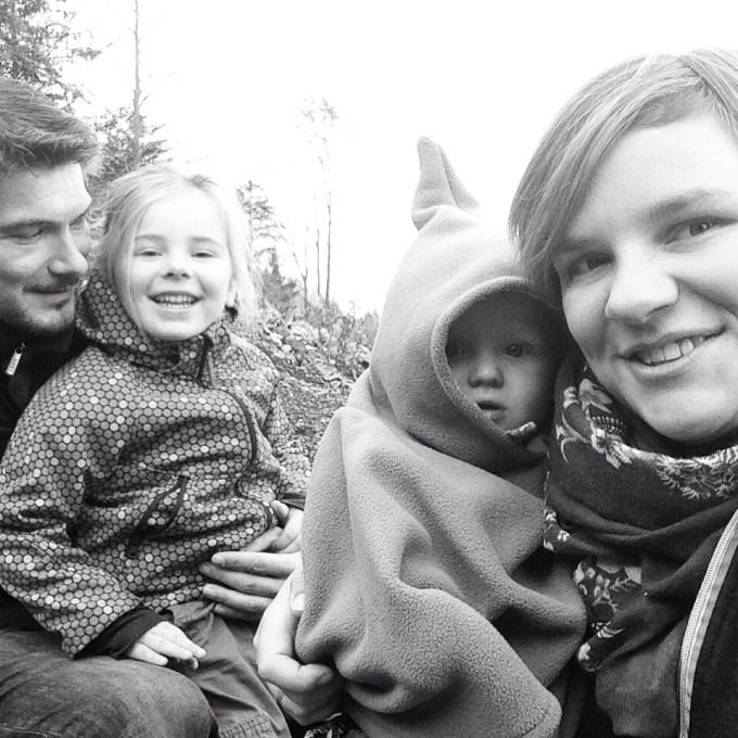 Deze familiefoto krijgt natuurlijk ook een plaatsje in het weekoverzicht!