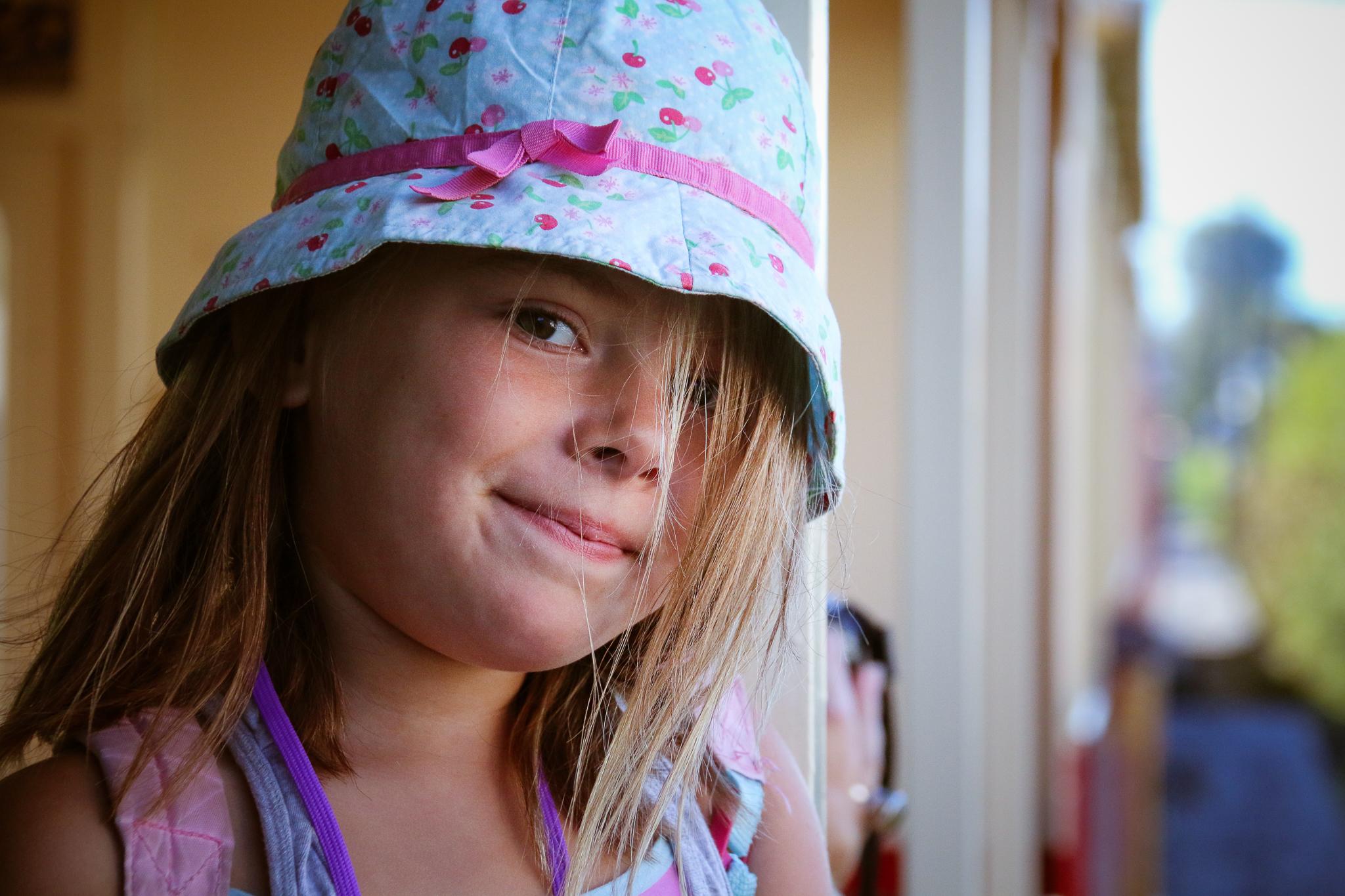Mijn kleine mooie meid